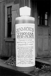 Famous Thomas Bug Juice