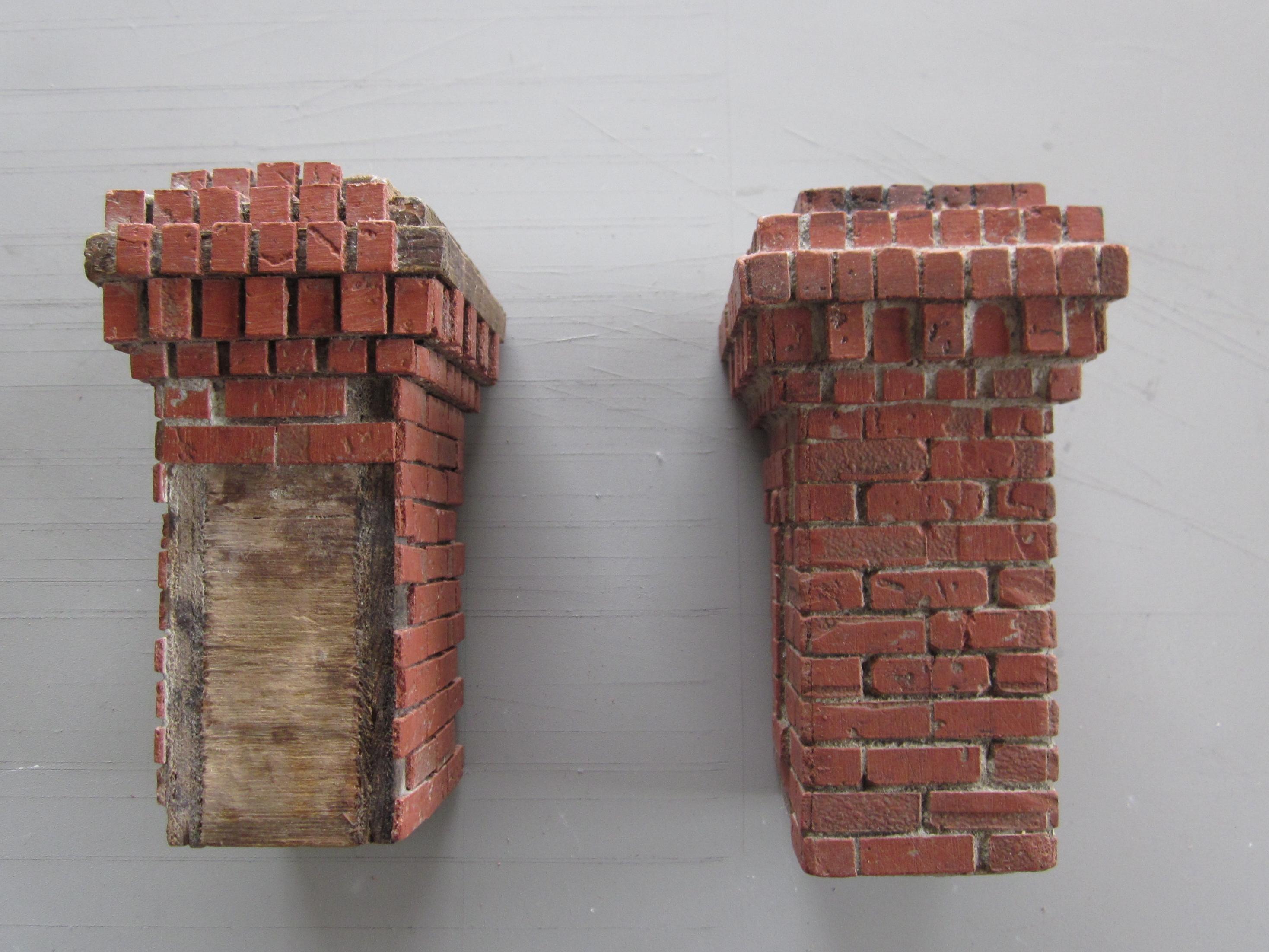 Chimney Construction Materials : A brick in time smallhousepress