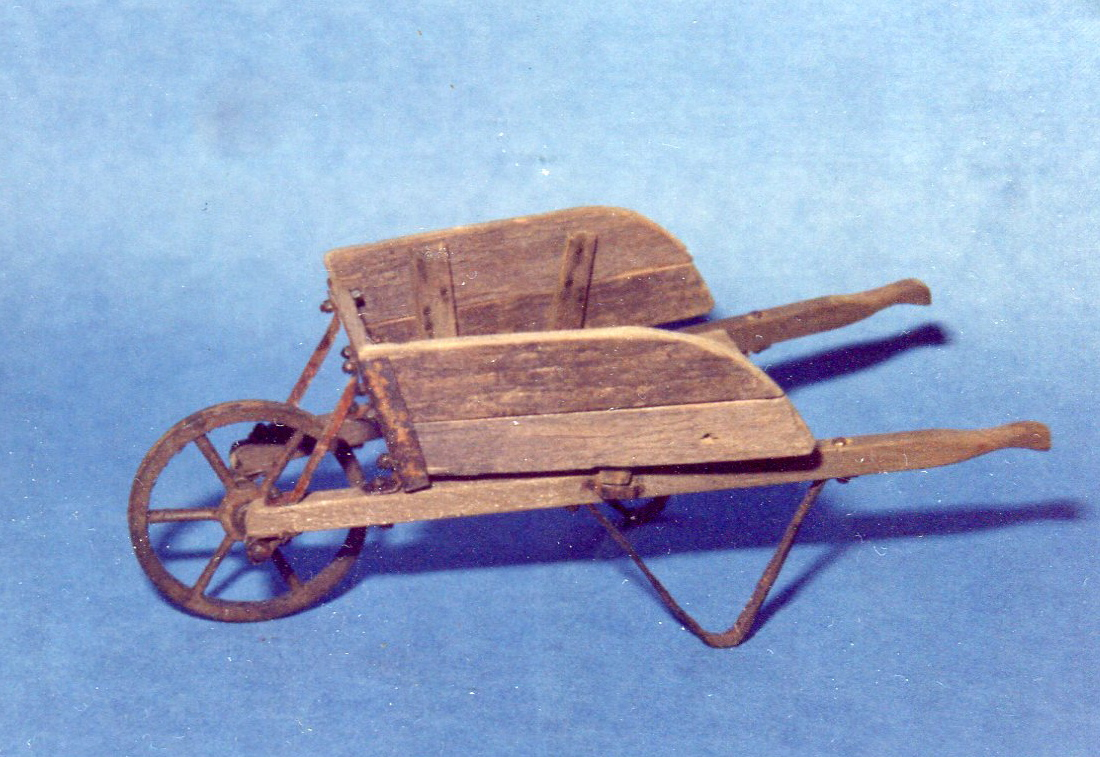 Pdf Miniature Wooden Wheelbarrow Plans Diy Free Good Ideas
