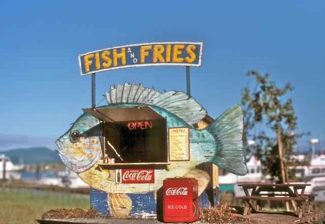 Fish & Fries, 1988