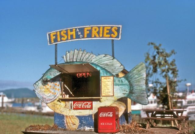 Fish & Fries, 1988