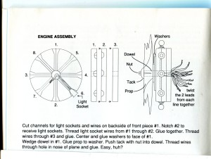 Engine diagram for students