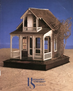 Featured on the cover of the Spring 1992 Hammacher Schlemmer catalog