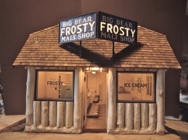 Frosty Malt Shop 1990