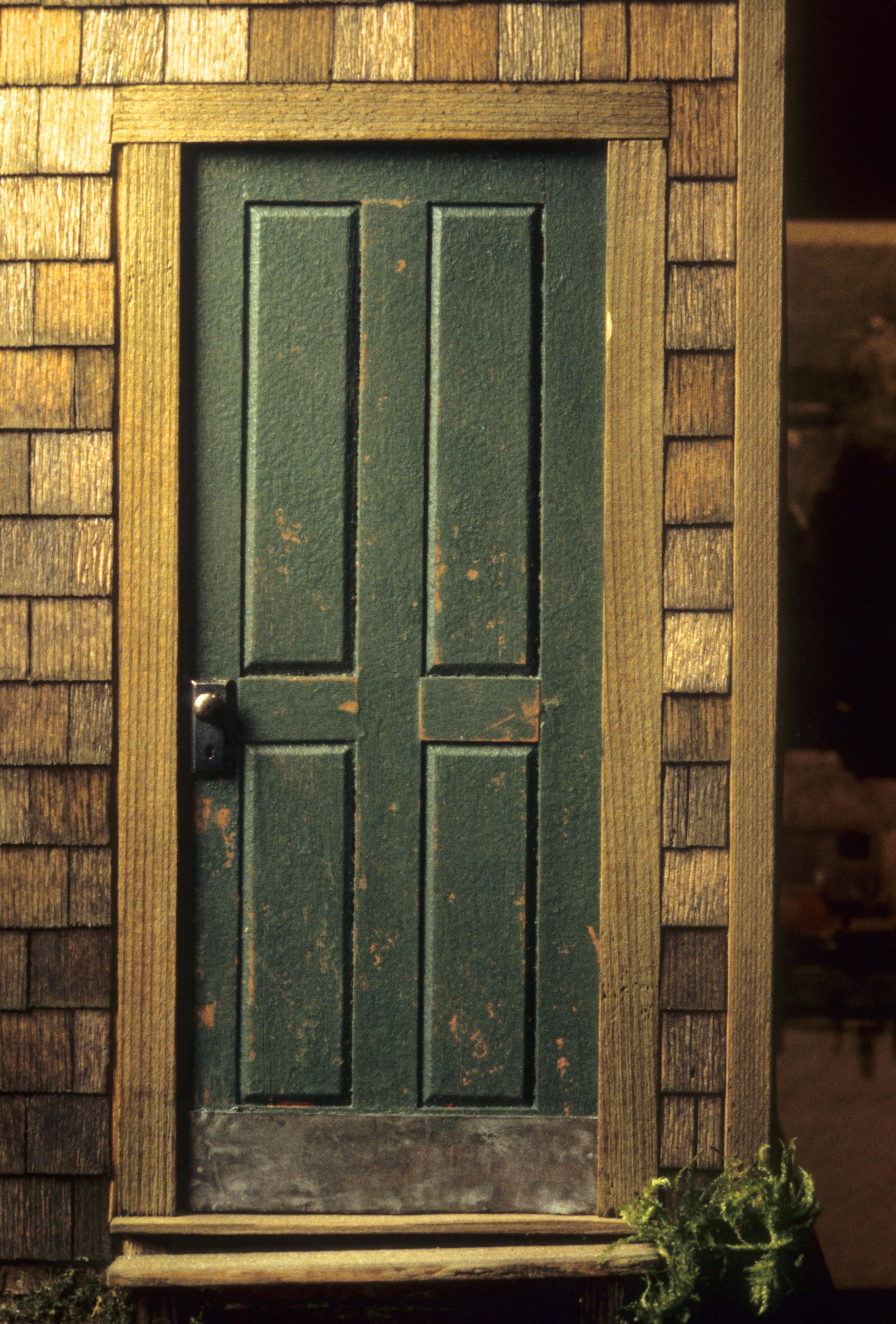gallery back door